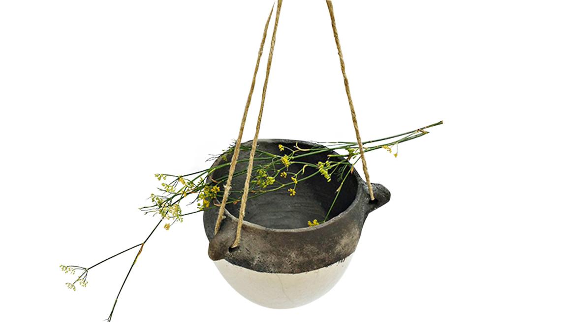 vaso da appendere
