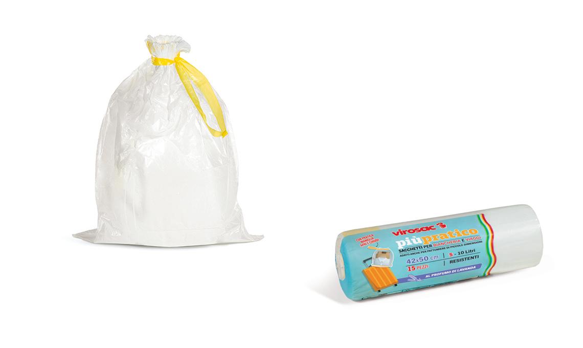 I sacchetti décor profumati per il bagno