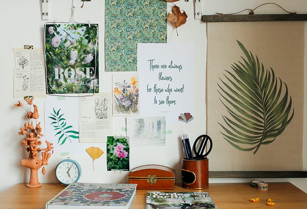 3 idee per un tocco green al tuo angolo scrivania