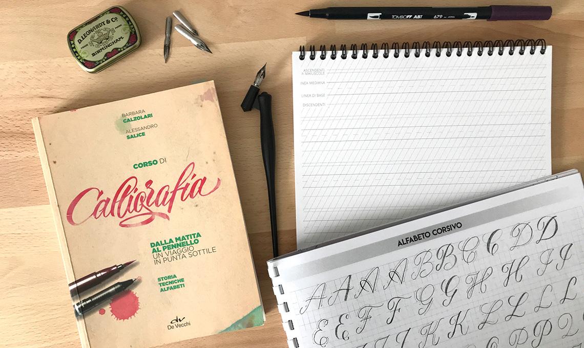 CasaFacile_CGuareschi_libro_Calligrafia