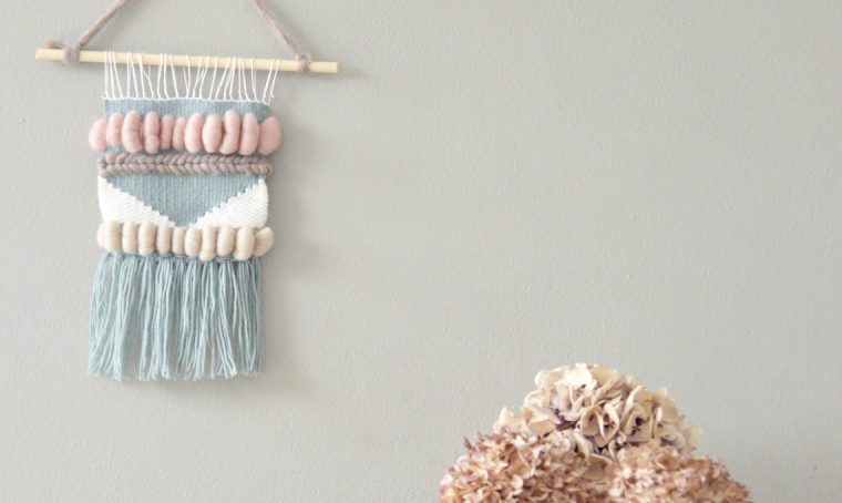 L'ultima tendenza dell'home décor: weaving addicted!