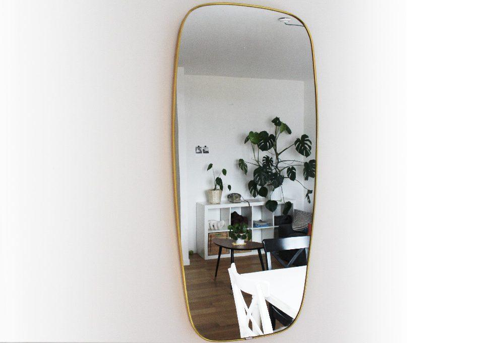 Specchio vintage? Come riconoscerlo ed usarlo per arredare l'ingresso di casa