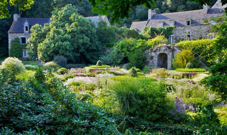 Les Jardins de Kerdalo visti da Simonetta