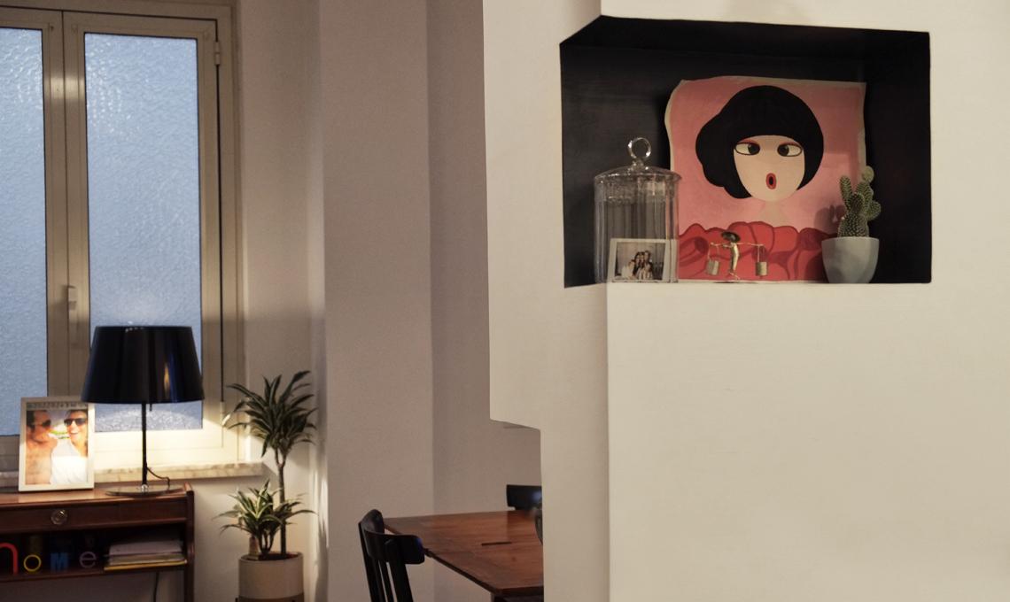 CasaFacile_VRomano_appartamento_roma_nicchia