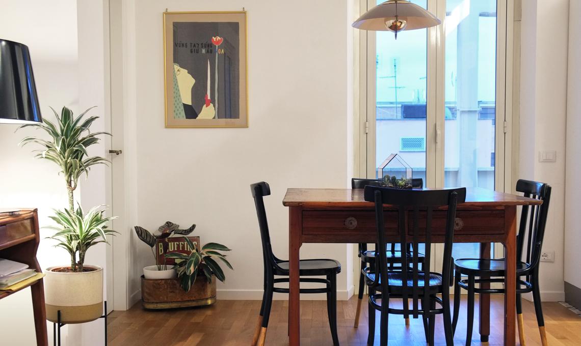 CasaFacile_VRomano_appartamento_roma_pranzo