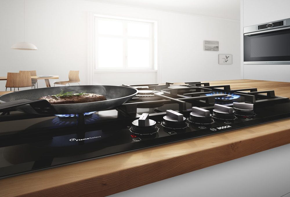 Bosch: la tecnologia perfetta in cucina