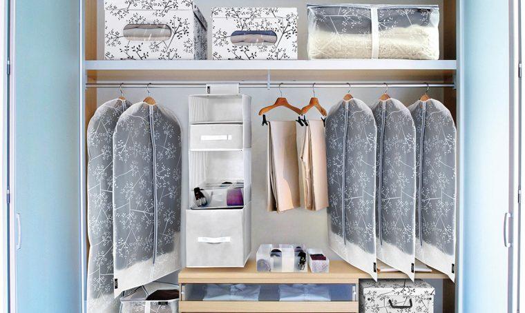 7 trucchi per tenere in ordine l'armadio