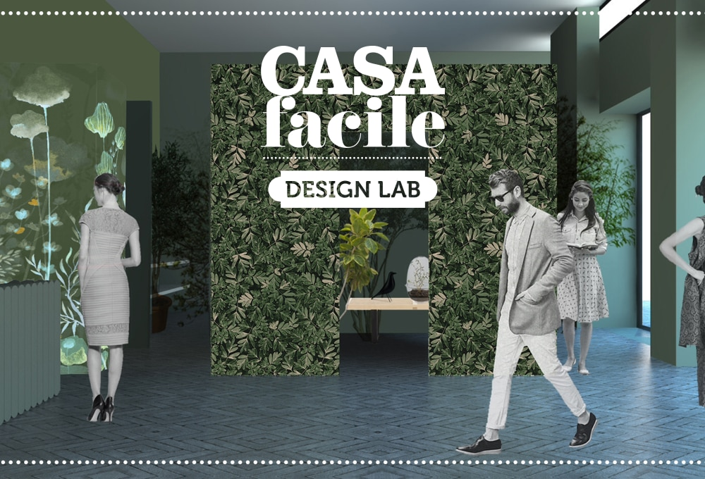 Fuorisalone 2018: ti aspettiamo al CasaFacile Design Lab!