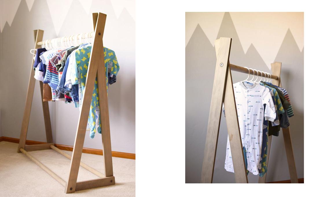 Armadio Per Bambini Fai Da Te : Armadi montessori per la cameretta casafacile