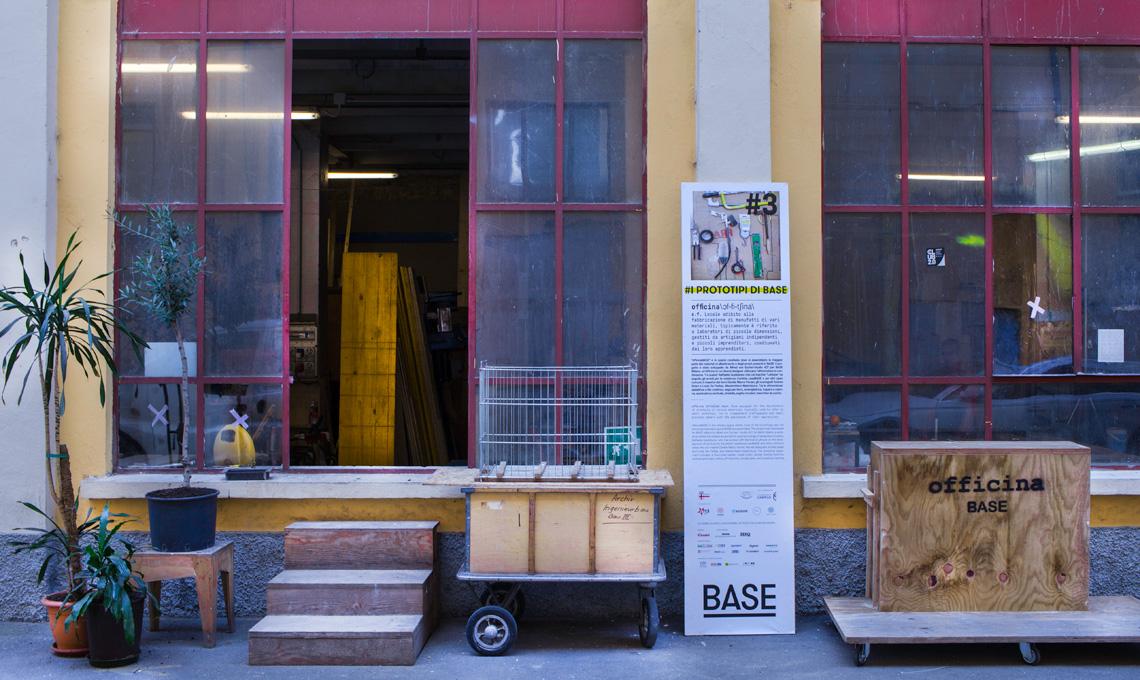 Trouble Making. Who's making the city?, BASE Milano fino al 22 aprile [foto Giuseppe Martella]