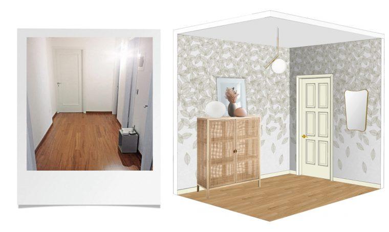 3 idee per arredare il corridoio