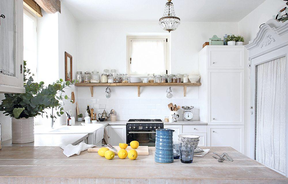 5 cose che non possono mancare in una casa in stile neo-shabby