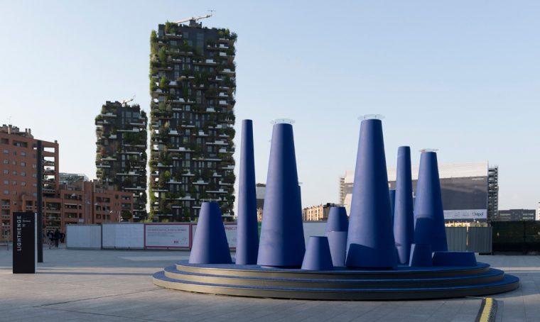 LightHenge: un raggio italiano nel cielo dell'energia globale