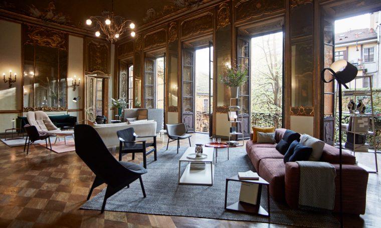 fuorisalone 2018: HAY, Sonos e WeWork a Palazzo Clerici