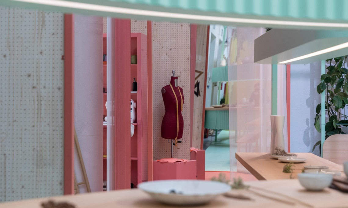 fuorisalone 2018: MINI Living in zona Tortona