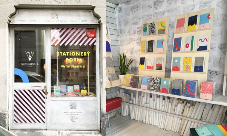 Shopping al Fuorisalone 2018
