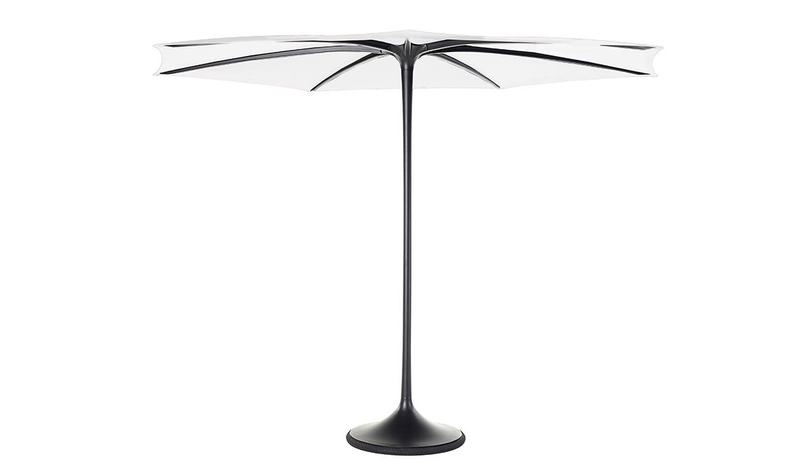 ombrellone bianco