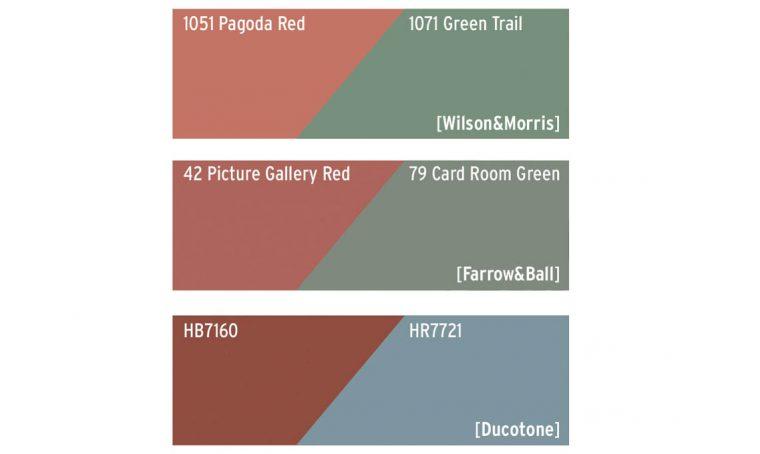 Travi a soffitto: quali colori abbinare