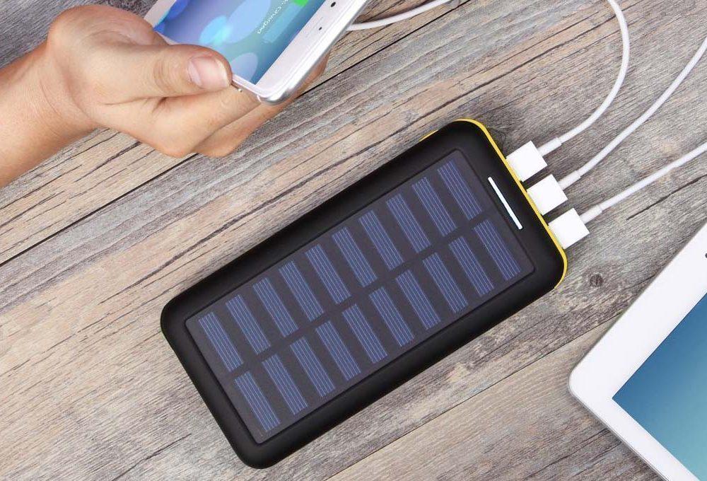 Batterie portatili: ricaricati ovunque con le power bank