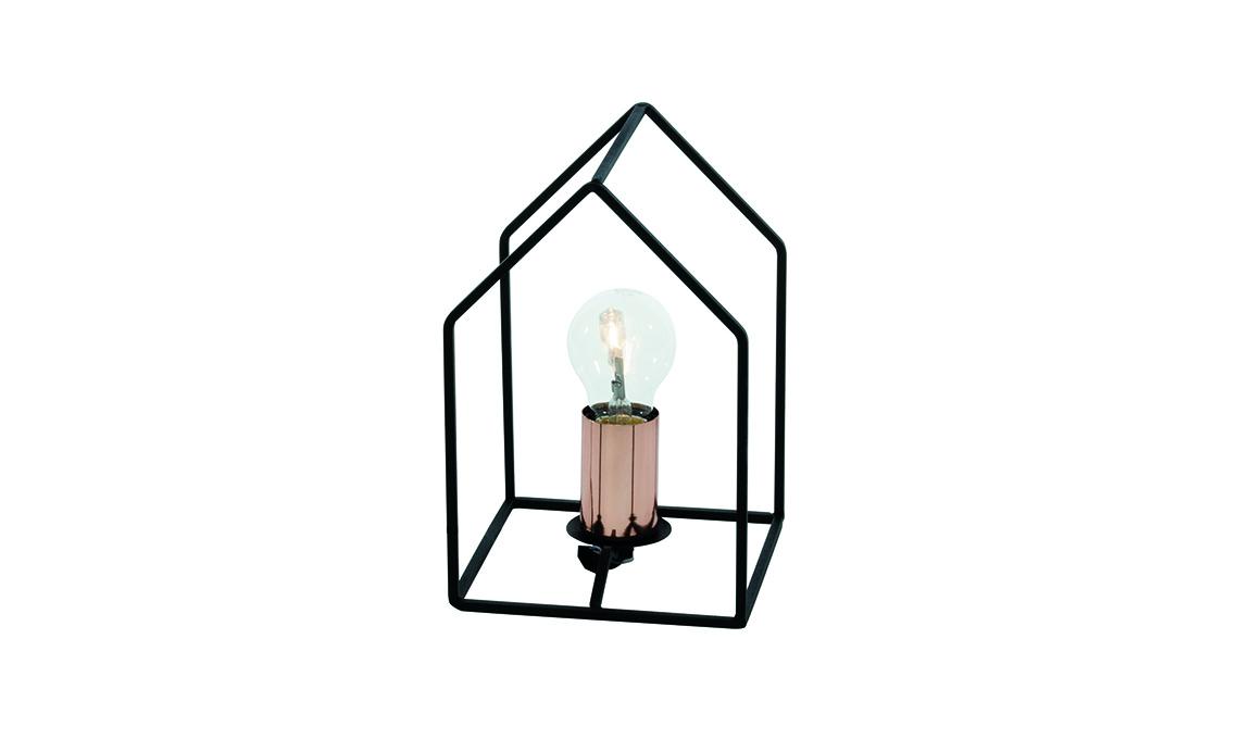 lampada casetta