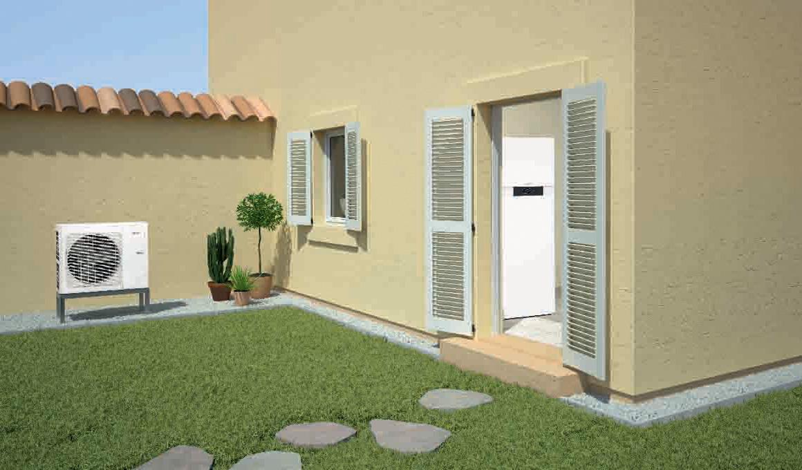 Pompa di calore un talento naturale per l efficienza - Scambiatore di calore casa ...
