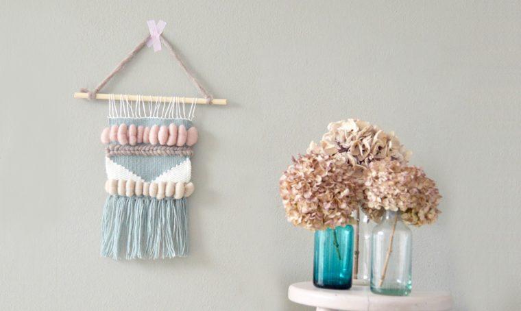 L'ultima tendenza dell'home décor: weaving addicted!