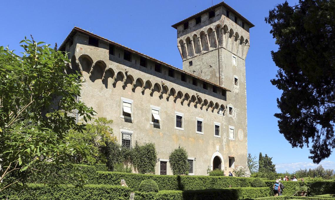 Castello del Trebbio Firenze