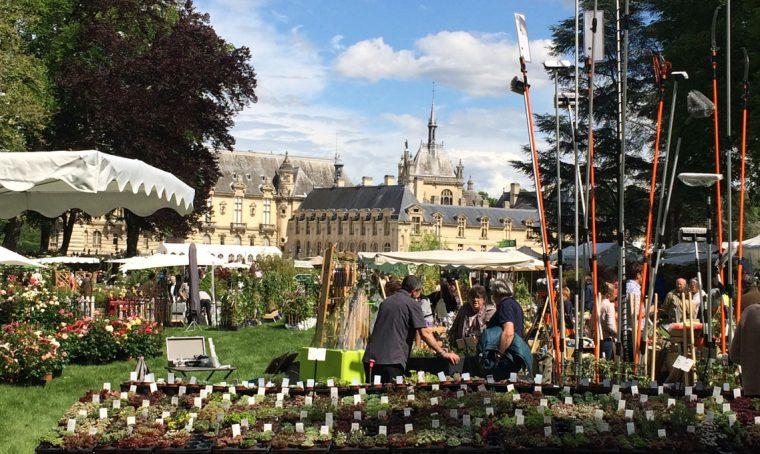 Orticolario a Chantilly 2018