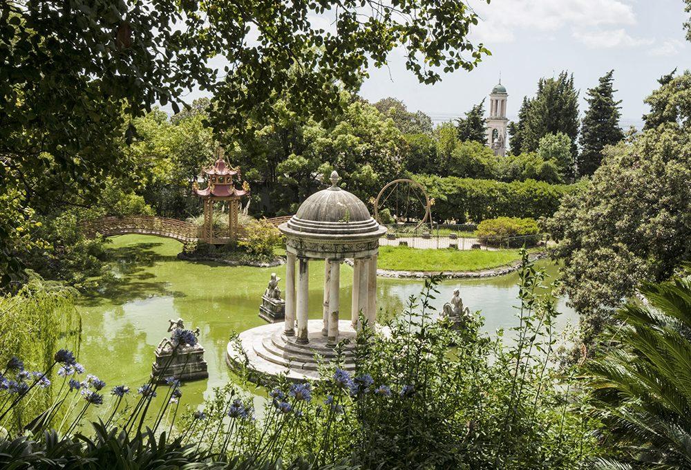 I giardini e i parchi più belli da visitare in Liguria