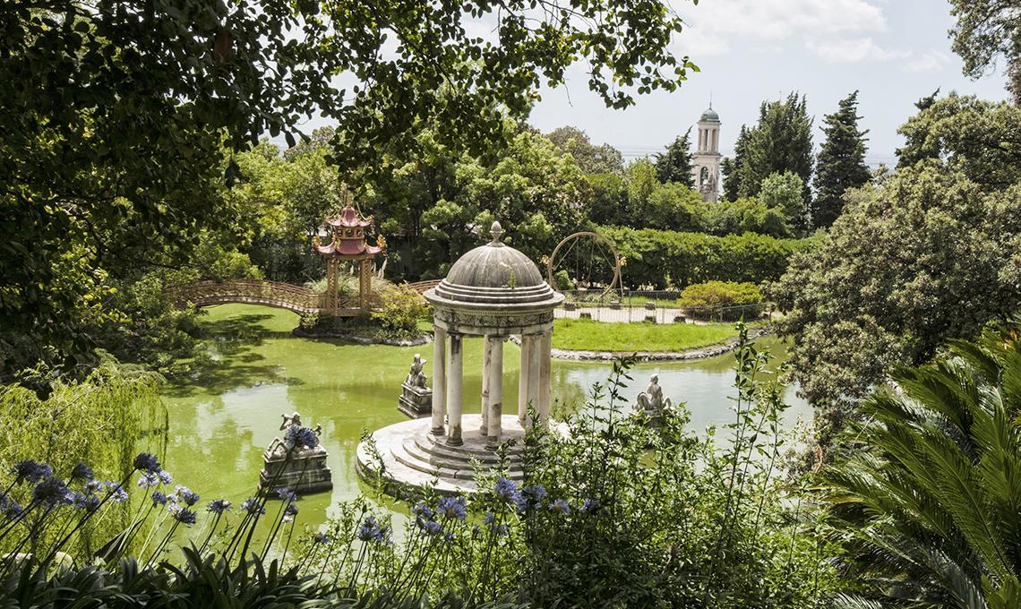 giardini liguria