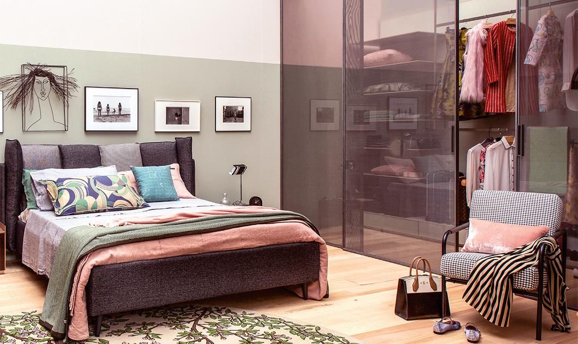 I trucchi per progettare la cabina armadio casafacile - Progettare la camera ...
