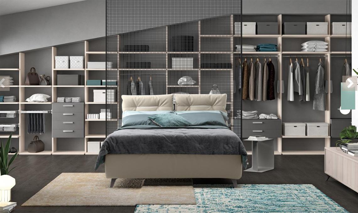 Cabina armadio casafacile for Camera da letto con armadio