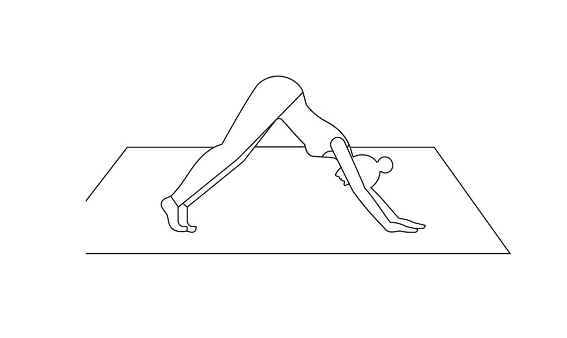 esercizi yoga da fare a casa