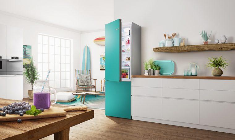 Cambia colore al frigorifero ogni volta che vuoi!