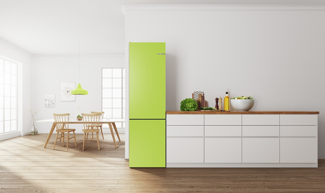Cambia colore al frigorifero ogni volta che vuoi! - CASAfacile