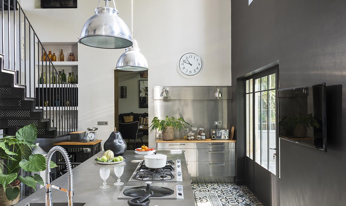 casafacile-isola-acciaio-cucina