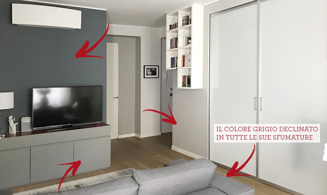Da appartamento anni 39 70 a casa moderna con soluzioni for Ristrutturazione casa anni 70