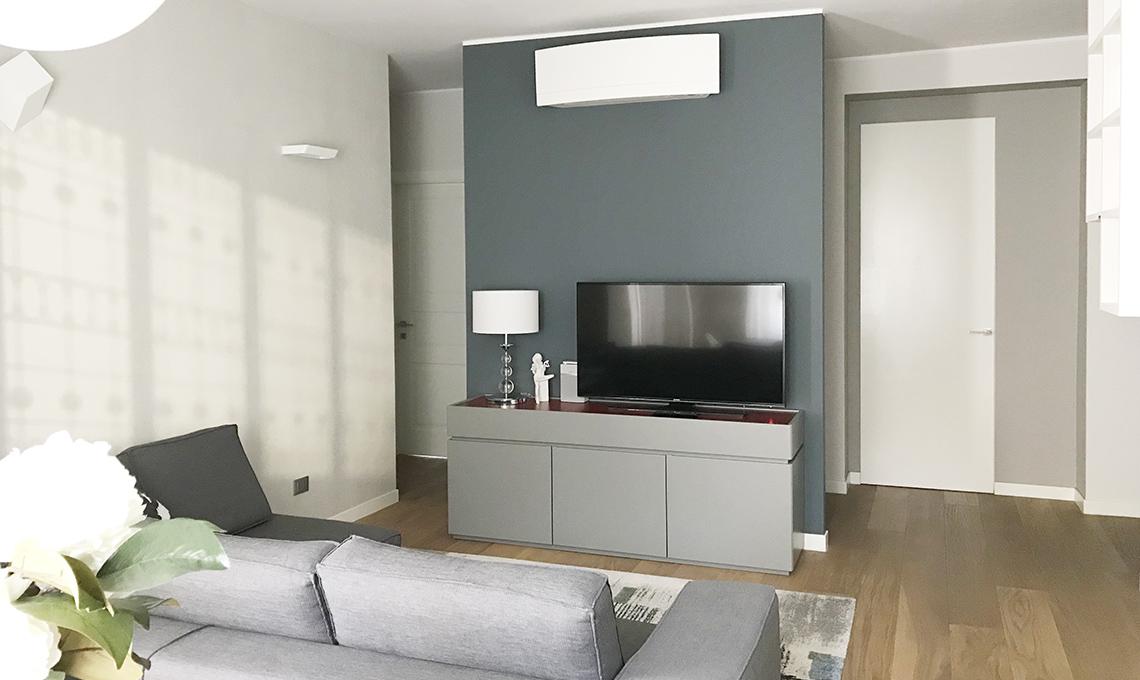Da appartamento anni 39 70 a casa moderna con soluzioni for Stile casa moderna
