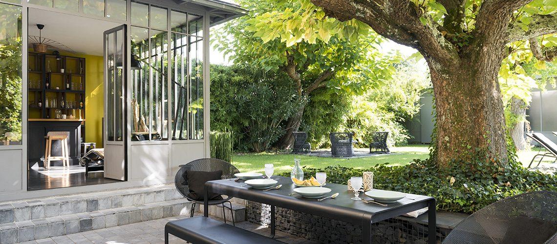 Arredamento casa industriale perfect arredare in stile for Tre stelle arreda