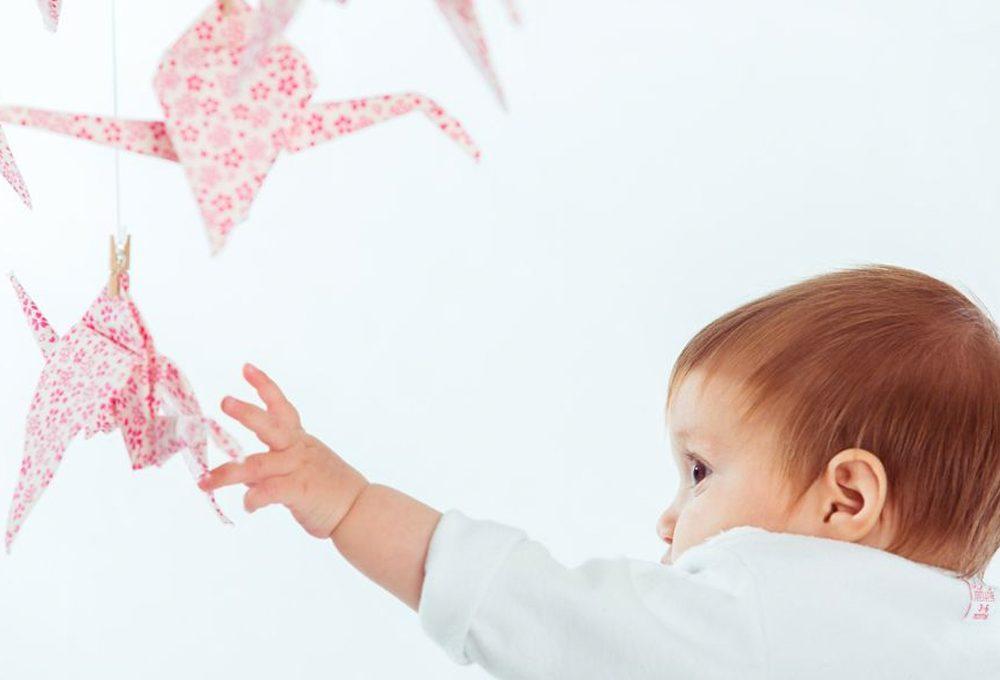 10 decorazioni sospese per la camera del neonato