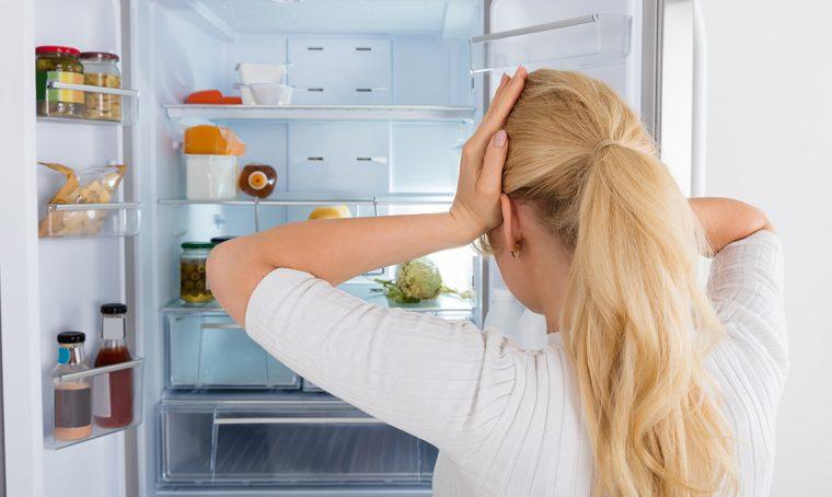 Cosa fare quando il frigorifero non funziona