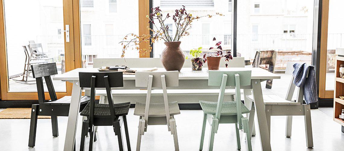 La collezione di Piet Hein Eek per Ikea: un omaggio all'imperfezione e all'unicità