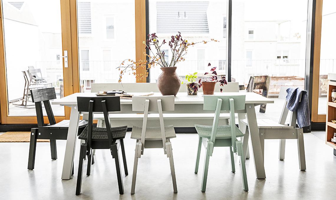 La collezione di Piet Hein Eek per Ikea: un omaggio all ...