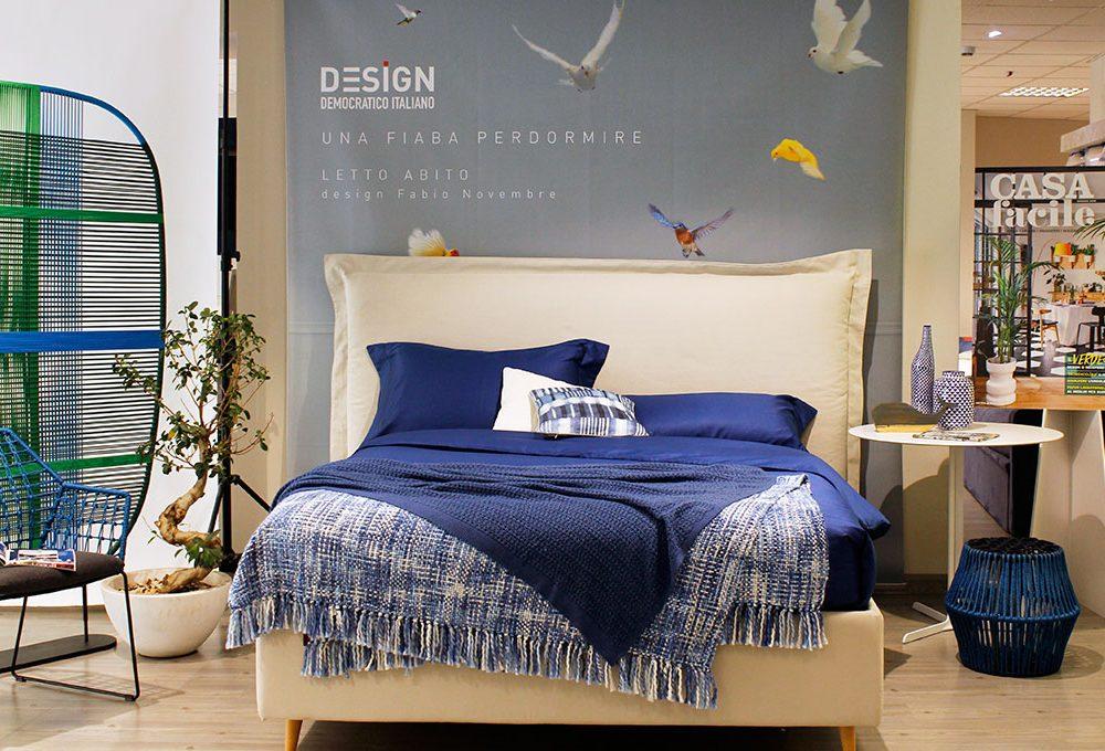 Ispirazione mediterranea per il letto Abito firmato PerDormire