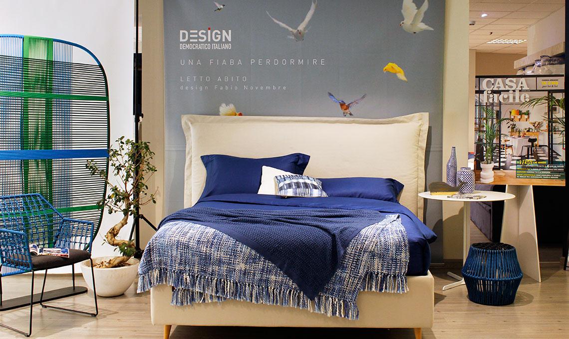 Camera Da Letto Blu Balena : Come arredare una camera da letto grigia napol arredamenti