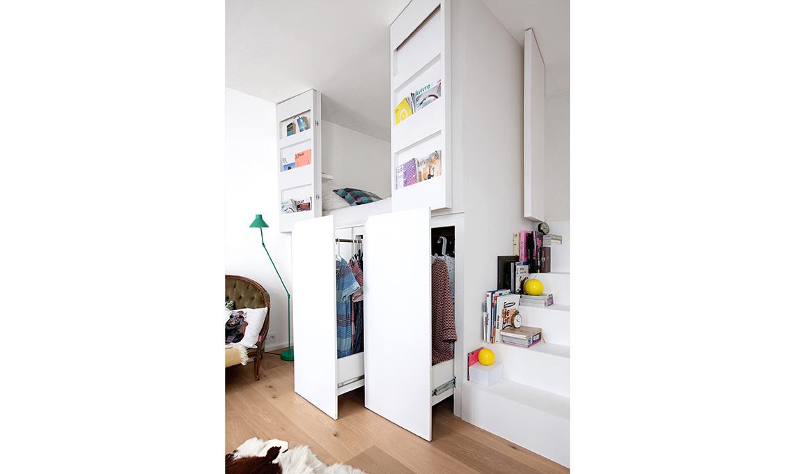 Come arredare un monolocale con mobili salvaspazio for Costo arredare casa