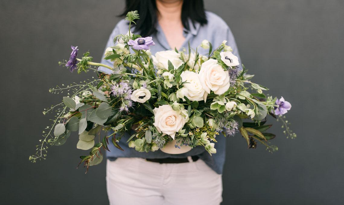 CasaFacile LPoggi fiori km0 bouquet