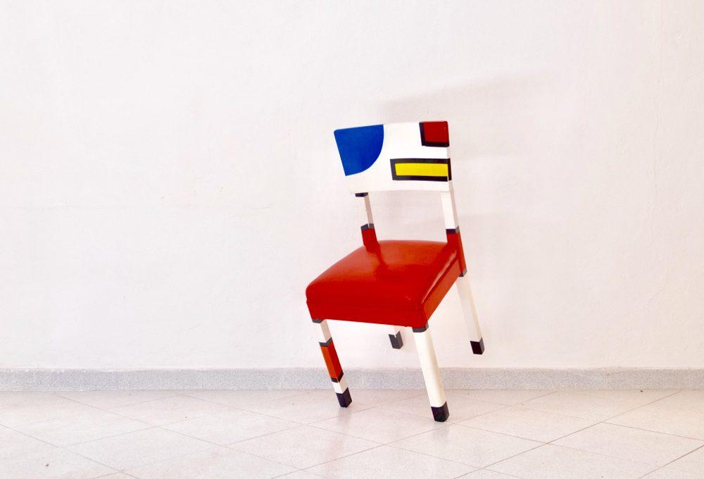L'amore è Cijecam… per la sedia stile Bauhaus