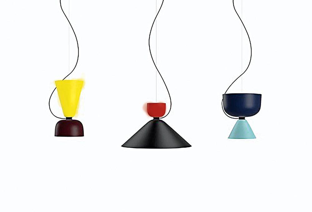 Illuminazione: 13 sospensioni per la cucina
