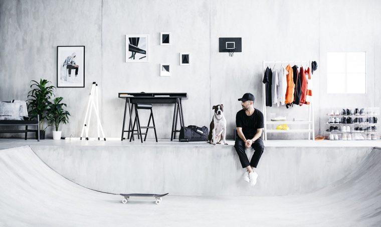 Spänst la nuova collezione Ikea firmata Chris Stamp